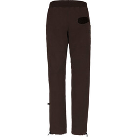 E9 Rondo Slim Pants Men coffe